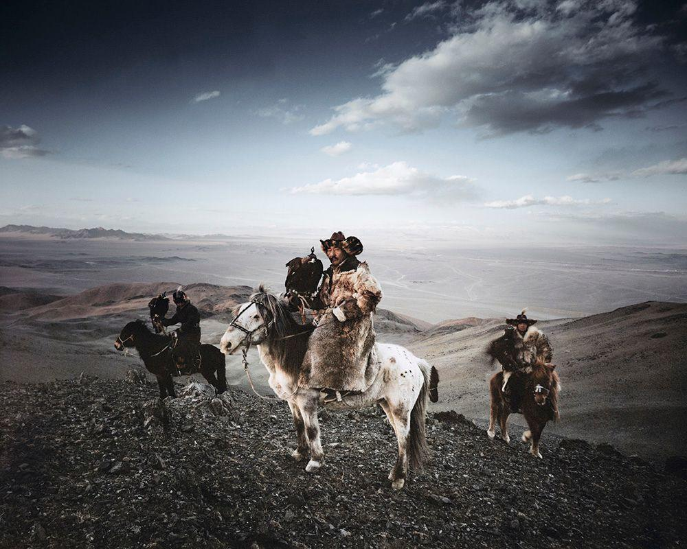 VI 466- Altantsogts, Bayan Olgii, Mongolia, 2011 © Jimmy Nelson