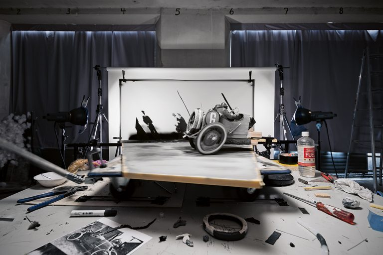 Best Of 2018 - DOUBLE TAKE: The World's Most Iconic Photographs Meticulously Re-created in Miniature