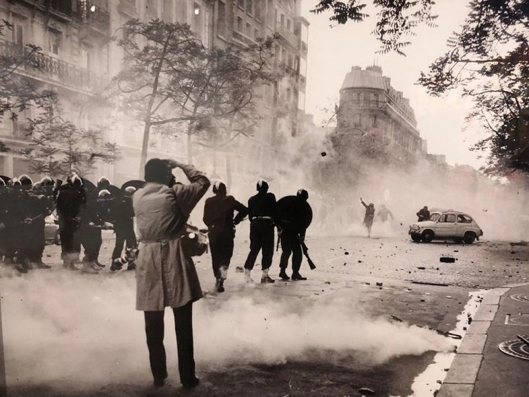Best Of 2018 - 1968, What a story! Barricades, expression, repression