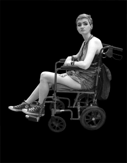 'Denver PRIDE' - Dignity in Wheelchair © Daniel Levine