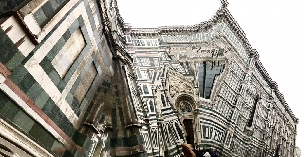 Basilica of Saint Mary of the Flower I, Florence © Mark Daterman