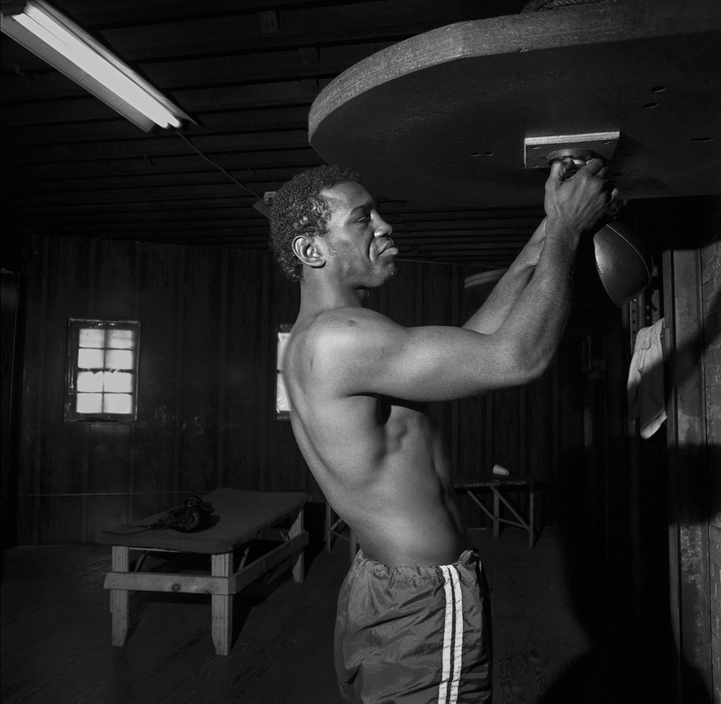 Larry Fink: The Boxing Portfolio, 1989 to 1996 - The Eye of ...