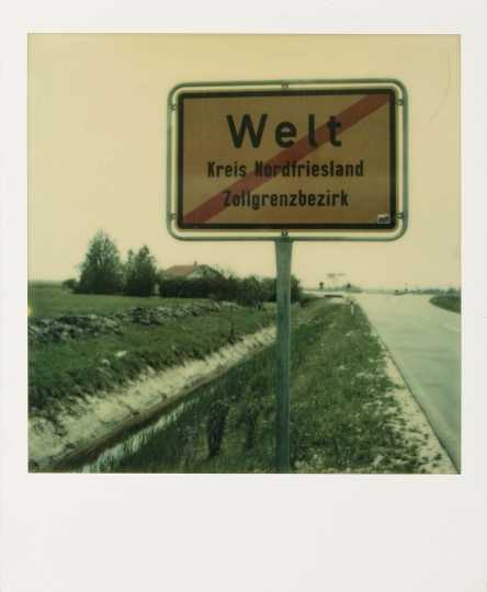 Welt 1974 © Wim Wenders. Courtesy Wim Wenders Foundation