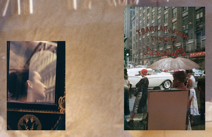 Saul Leiter, New York - Éditions Louis Vuitton © Éditions Louis Vuitton & Saul Leiter Foundation