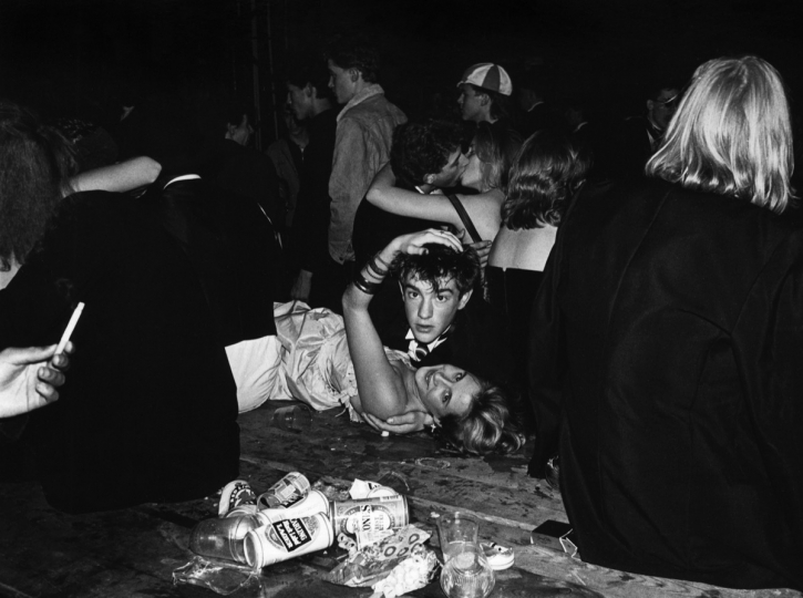 Halloween Ball 1987 © Dafydd Jones