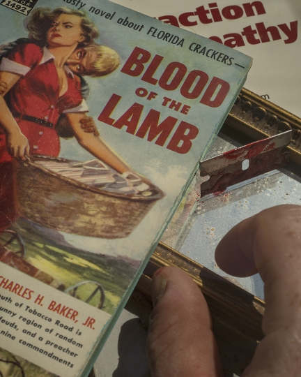 Blood Of The Lamb © Joshua Lutz - Mind The Gap