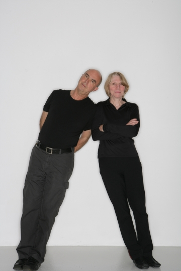 Christian Vogt, 2007 with Susan