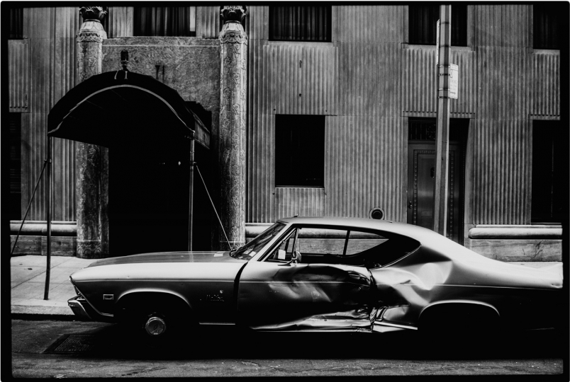 From-'New York Cars', 1977 © Christian Vogt