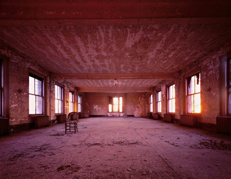 Stephen Wilkes – Ellis Island - Ghosts of Our Ancestors