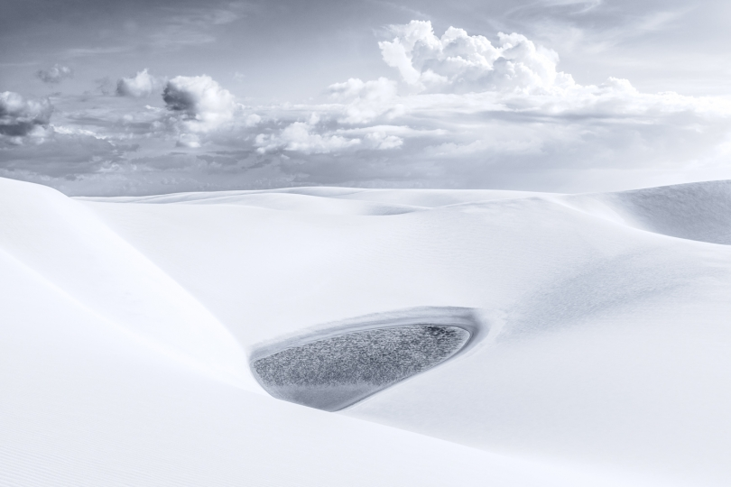 Holy Hollow, Lençóis Maranhenses, Brazil © Tom Jacobi
