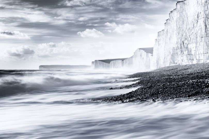 Intensity, Seven Sisters, Sussex, UK © Tom Jacobi