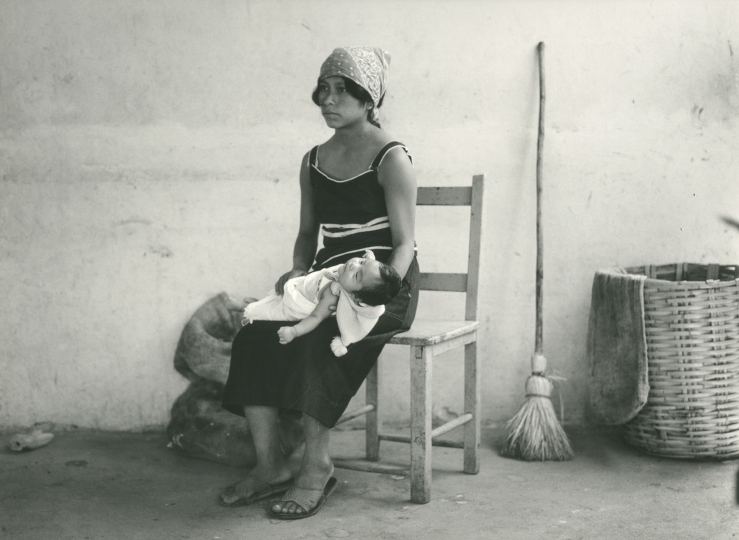 Mariana Yampolsky. La Escoba / The Broom 1970
