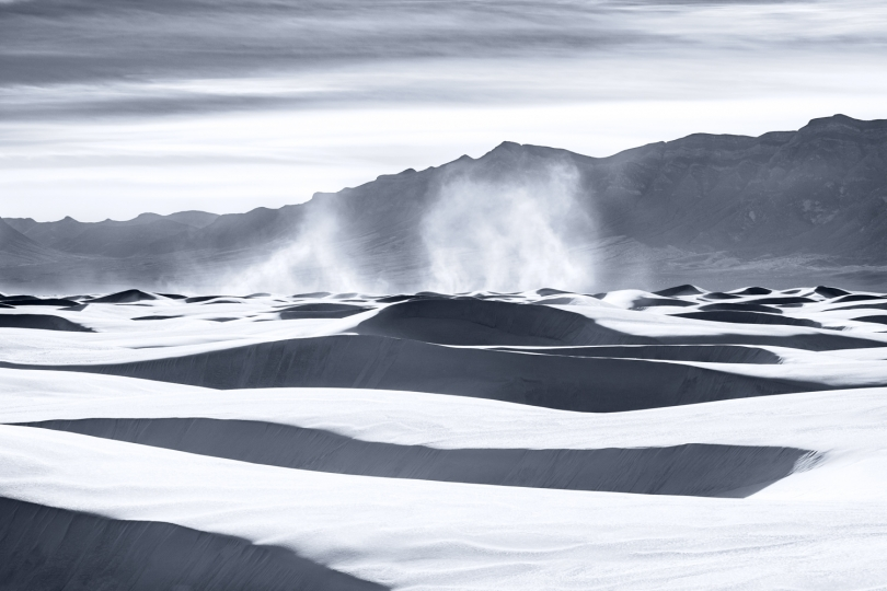 Restlessness, White Sands NM, New Mexico, USA © Tom Jacobi