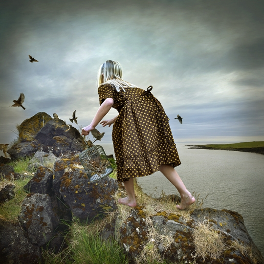 Where Salt Meets Sky - Hearts and Bones © Tom Chambers