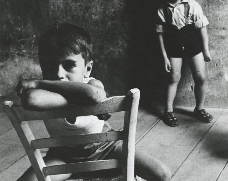Le Nouveau Départ pour la Photographie Italienne: 1945-1965