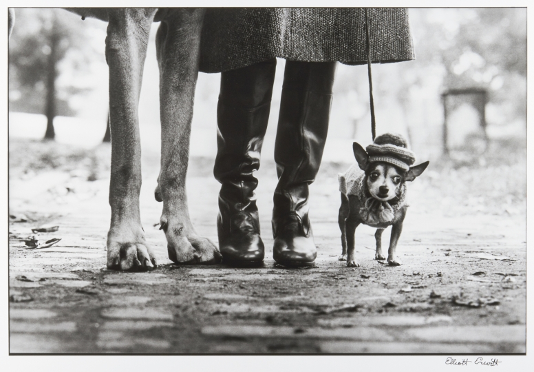 ELLIOTT ERWITT (* 1928) New York City, 1974 Starting price: 3.600 € / estimate: € 6.000–7.000