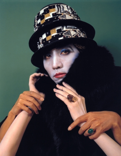 Yasumasa Morimura, Doublonnage (Marcel), 1988. Courtesy of the artist and Luhring Augustine, New York. © Yasumasa Morimura