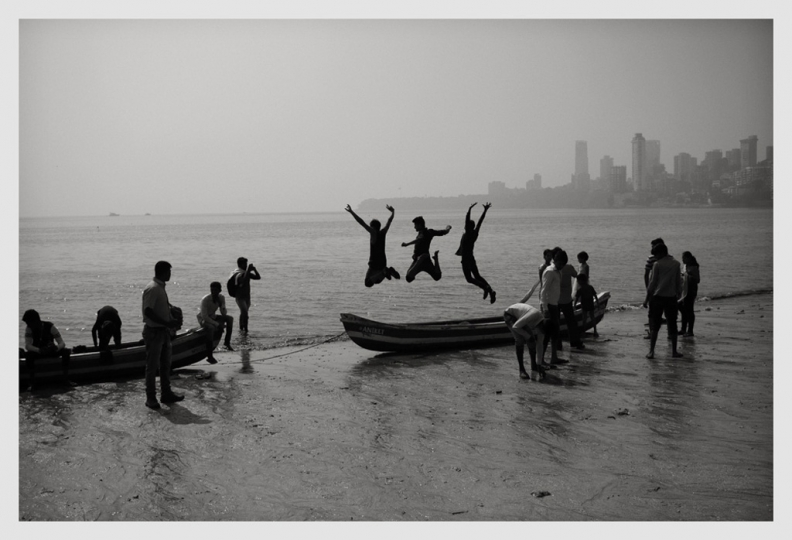 Mumbai, India 2018 © Julian Ward