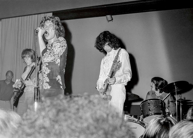 7 September 1968. Teen Club, Gladsaxe, Denmark © Jørgen Angel – Courtesy Reel Art Press