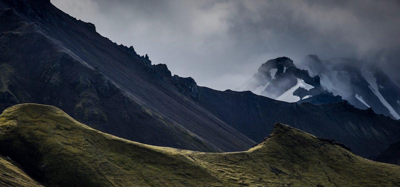Christophe Thillier, Hunting light in highlands (Iceland)