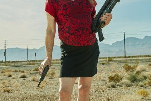 Blake Little – Concealed: Portraits of LGBT Gun Owners