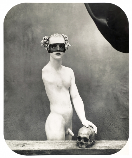 Portrait of a Vanite, NM, 1994 Courtesy of Joel Peter Witkin - Witkin & Witkin byTrisha-Ziff