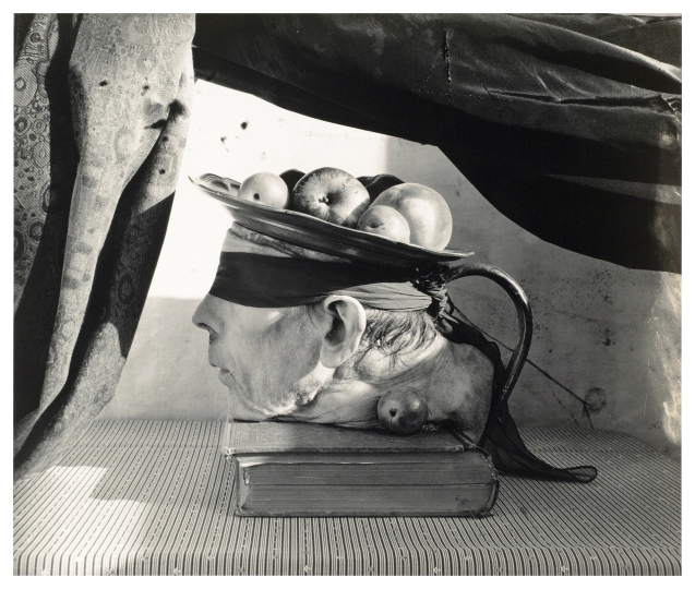 Story From A Book, 1999 Courtesy of Joel Peter Witkin - Witkin & Witkin byTrisha-Ziff