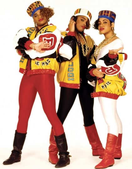 Salt-N-Pepa 1987 © Photo by Janette Beckman – Courtesy Annenberg Space for Photography