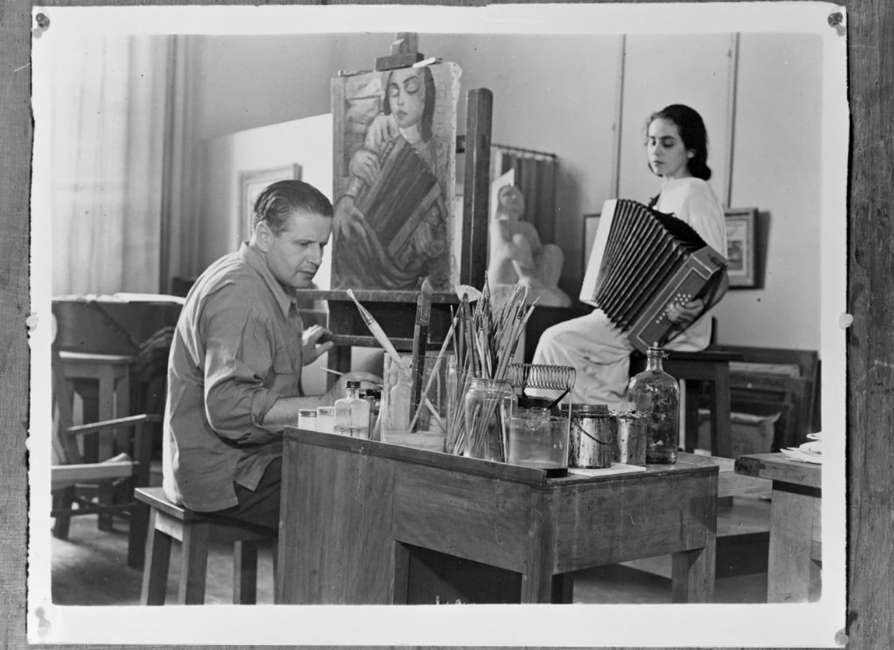 On the Other Side – Jeanne Mandello, Hildergard Rosenthal, Grete Stern