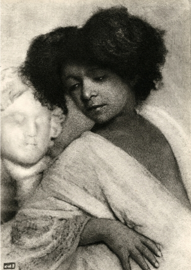 Robert Demachy Contrasts, 1904