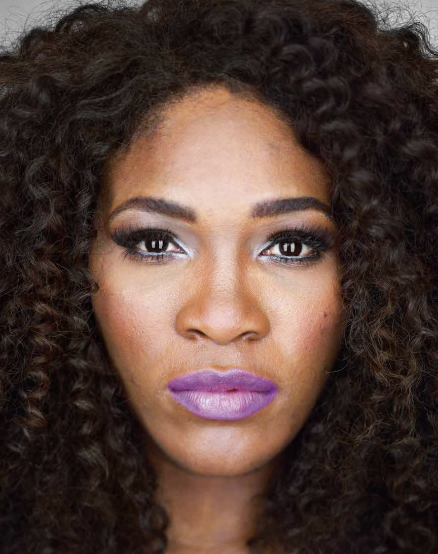 Serena Williams, 2011 © Martin Schoeller