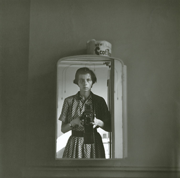 ©Estate of Vivian Maier, Courtesy of Maloof Collection and Howard Greenberg Gallery, NY