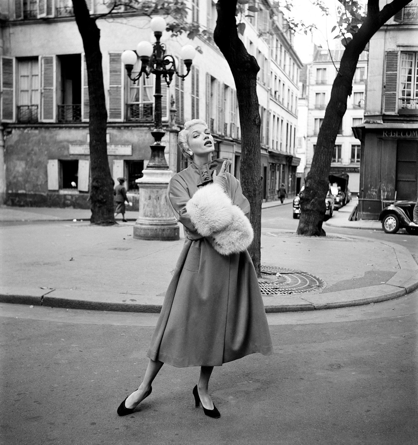 Chanel Haute Couture P.A.P Place de Furstenberg, Paris 1960, Marilyn Stafford