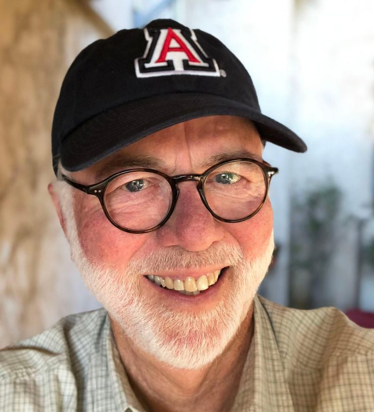 David Hume Kennerly nommé Premier Professeur de photographie  de l'Université de l'Arizona