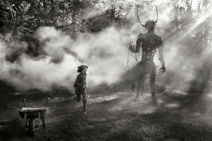 © Alain Laboile - La chasse, 2012 - Courtesy of 29 ARTS IN PROGRESS gallery