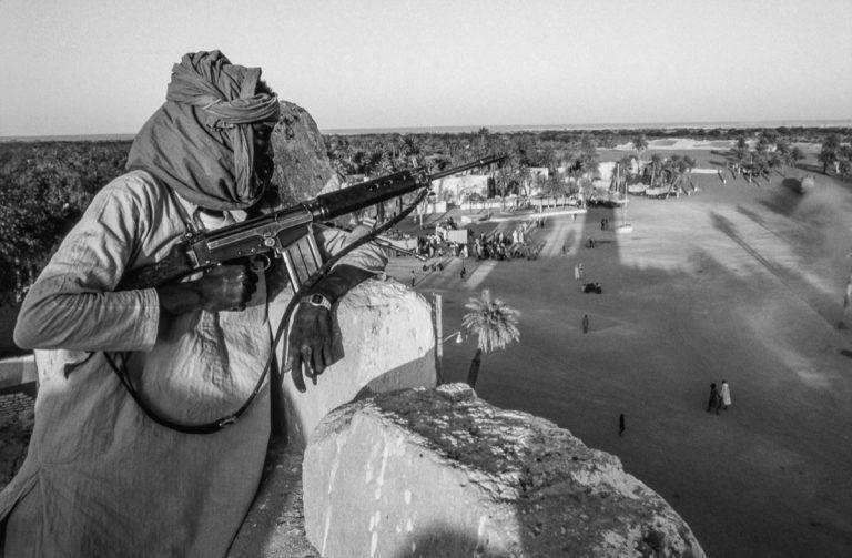 José Nicolas, Tchad (1980-1997) des héros oubliés