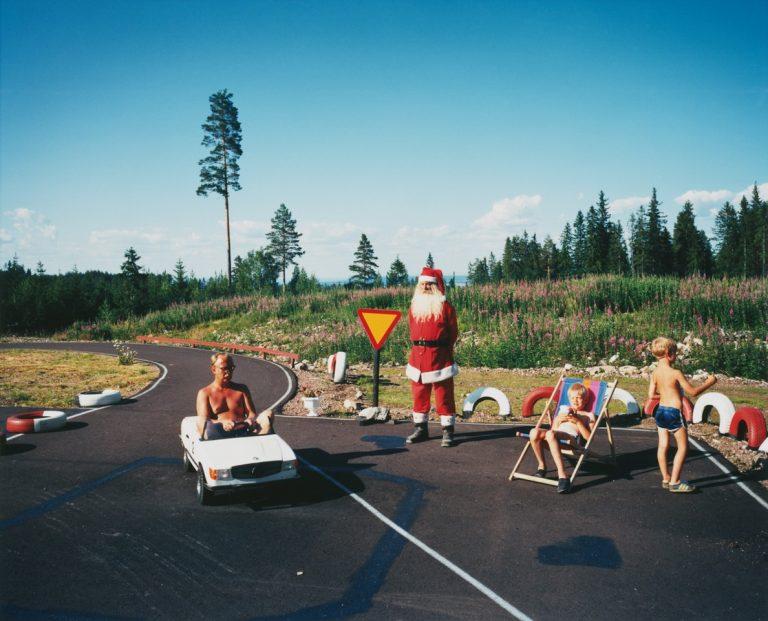 Lars Tunbjörk - Un certain sourire, une certaine tristesse