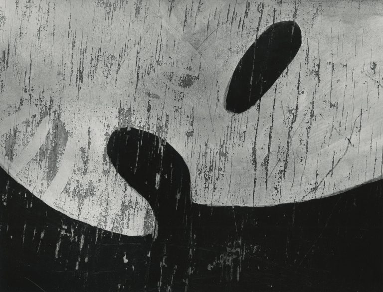 Aaron Siskind : la vie des traces