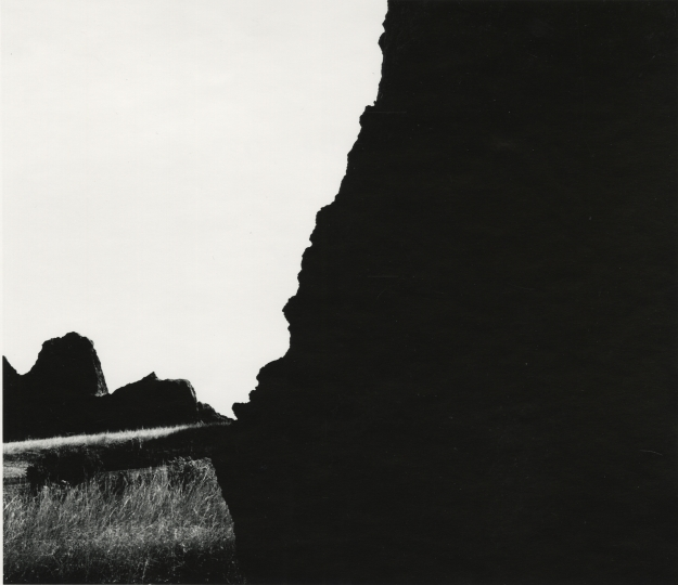 Badlands, SD 60, 1970 © Aaron Siskind – Courtesy Les Douches La Galerie
