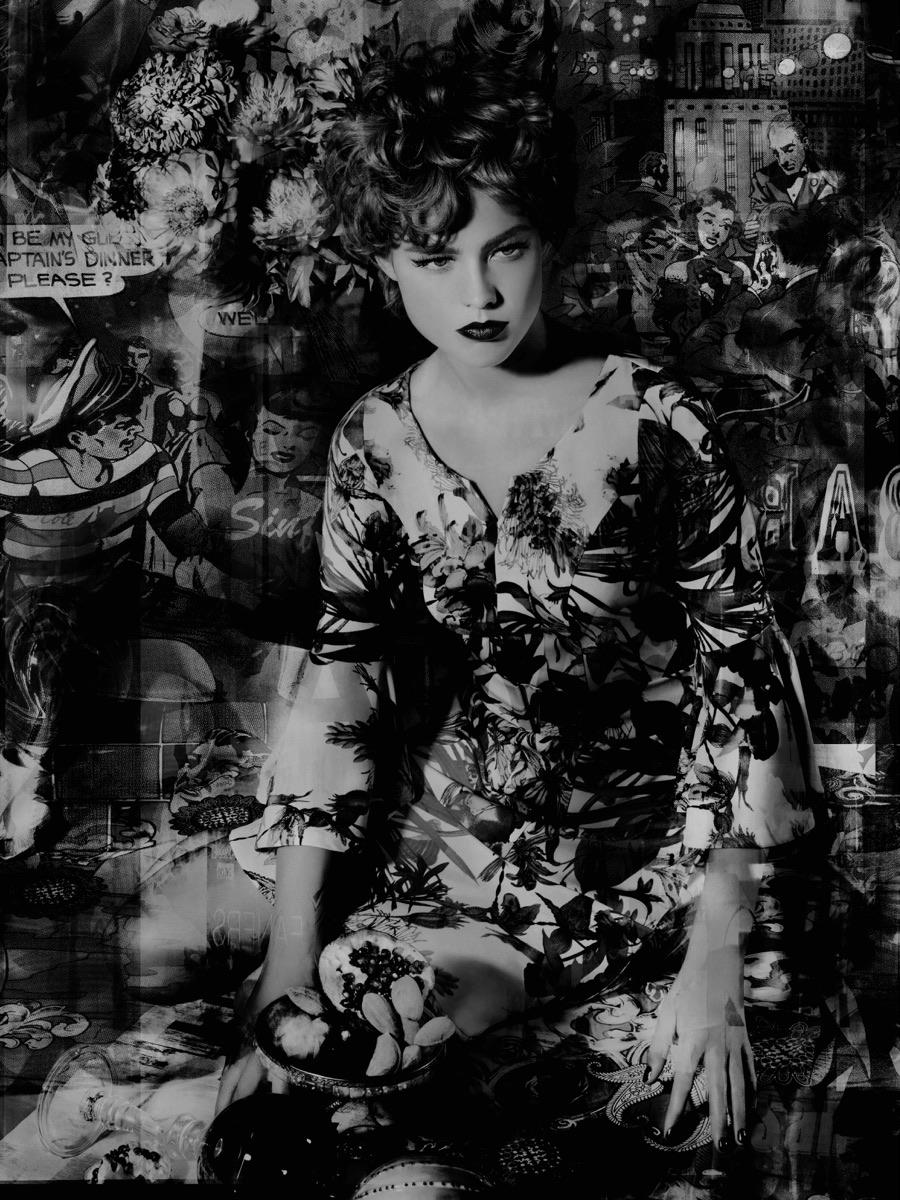 Valérie Belin - China Girls - L'Œil de la Photographie Magazine