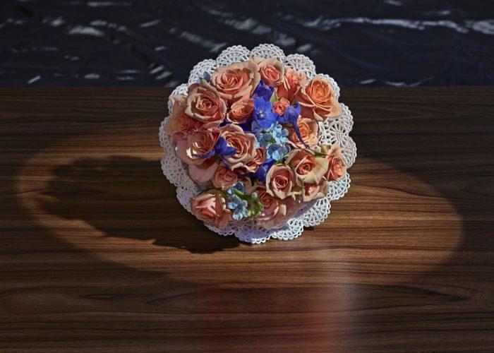 Abelardo Morell - Flowers for Lisa II