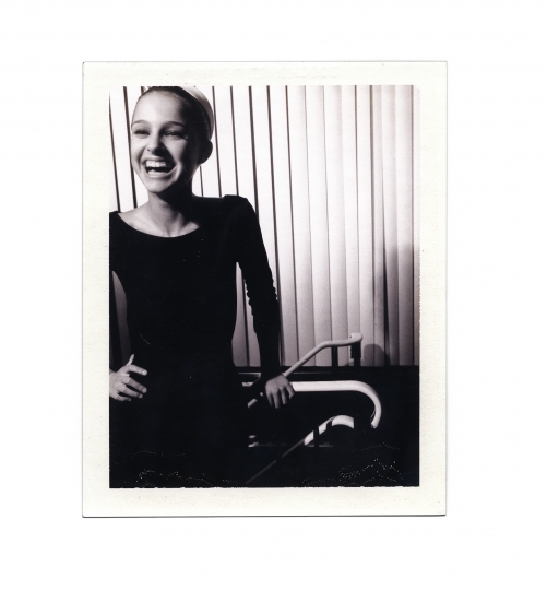 NataliePortman © Dewey Nicks – Polaroids of Women