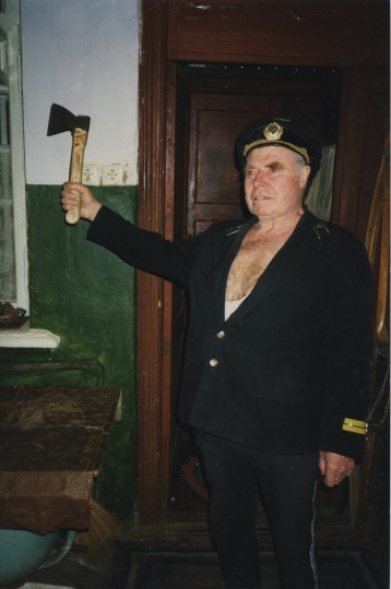 Boris Mikhailov Selection from Case History, 1997–98 C-Print. © Boris Mikhailov. Avec l'aimable autorisation de la Galerie Barbara Weiss, Berlin
