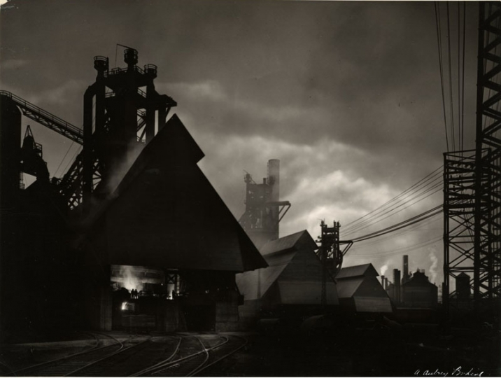A. Aubrey BODINE, Blast Furnace, Sparrow's Point