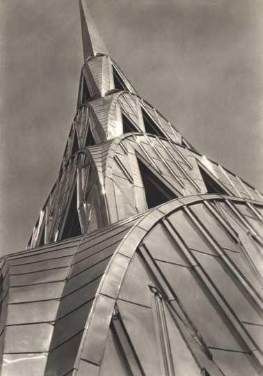 Margaret BOURKE-WHITE, Chrysler Building