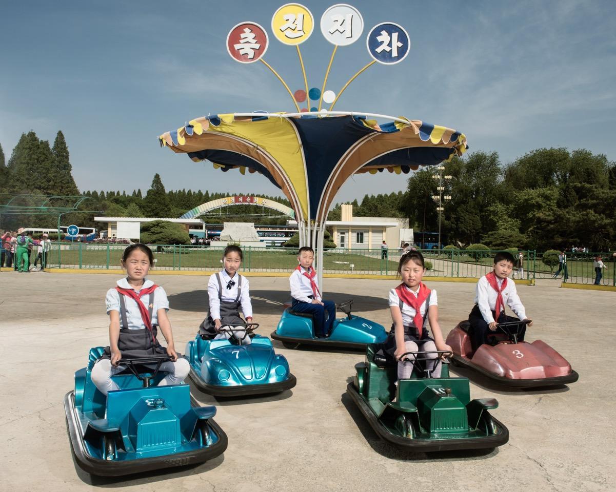 Stephan Gladieu North Korea Real Portraitik 4 Paris Photo