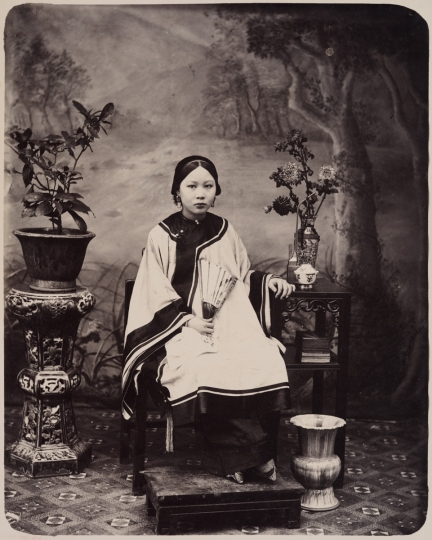Première grande exposition à Beijing des premières photographies de Chine