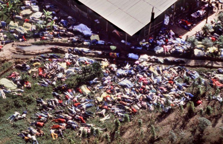 David Hume Kennerly: Jonestown, un Souvenir Personnel