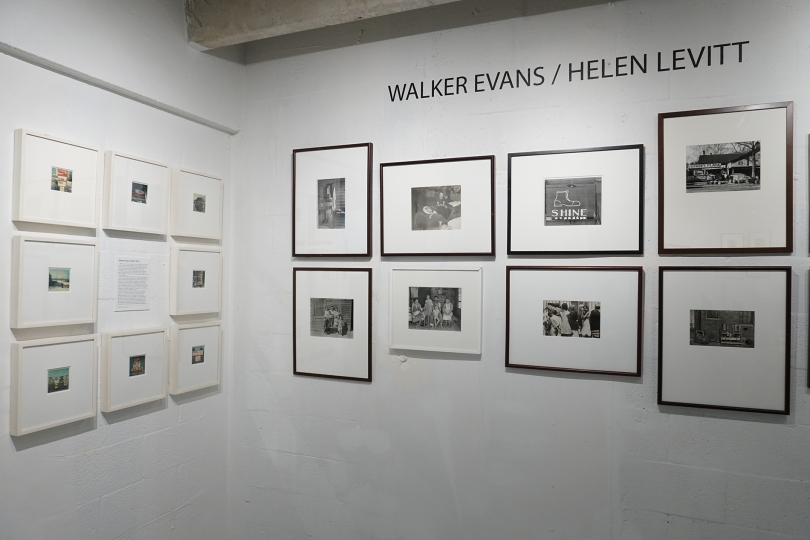 39. Walker Evans Installation, Image Courtesy of the Margulies Collection at the Warehouse