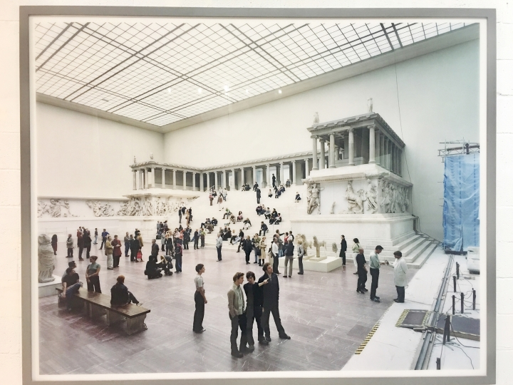 47. Thomas Struth, Pergamon Museum 1, Berlin, 2001, Margulies Collection at the Warehouse